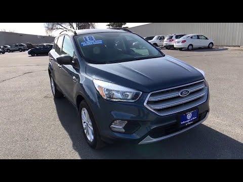 2018 Ford Escape Reno, Carson City, Northern Nevada, Roseville, Sparks, NV JUB74906P
