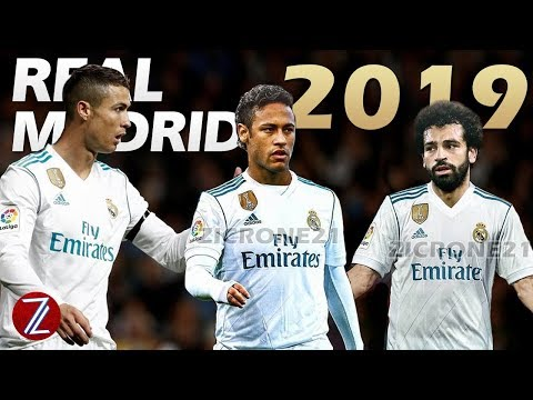 Cristiano, Neymar & Salah ¿Que Tridente tendrá el Real Madrid en 2019? thumbnail