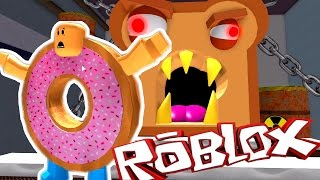 ROBLOX LET'S PLAY ESCAPE THE EVIL BAKERY OBBY | RADIOJH GAMES
