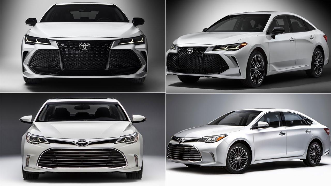 New Toyota Avalon Vs Old 2019 Vs 2018 Youtube