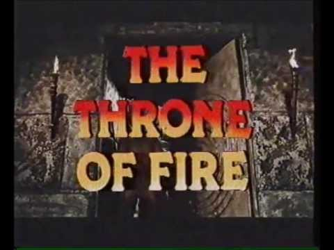 THE THRONE OF FIRE. 1983 VHS PREVIEW - YouTube