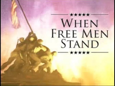 When Free Men Stand - God Bless the USA