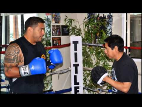 Julian Badillo, Madera County Probation (205lbs) @ Southeast Boxing Gym