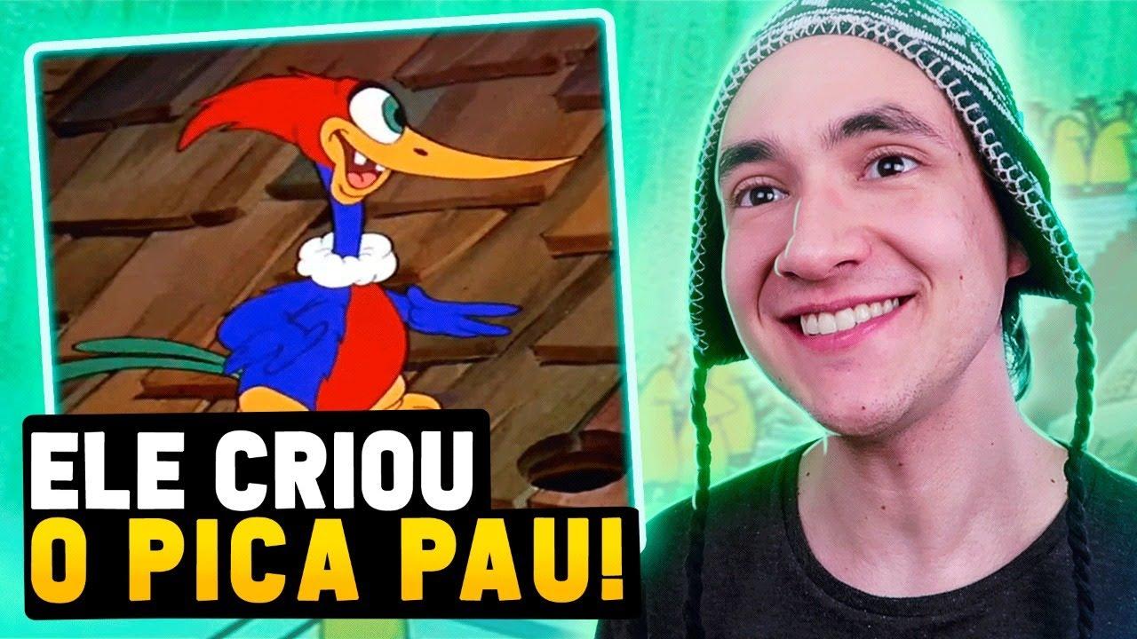 O DIA QUE CRIARAM PICA-PAU!