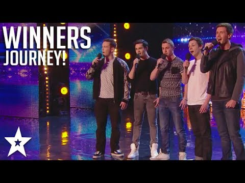 Collabro Britains Got Talent 2014 Winners!  ALL PERFORMANCES