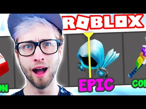 Unboxing EPIC Expensive Roblox Items