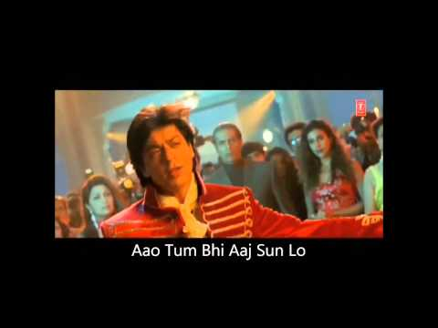 Dastaan-E-Om Shanti Om (Lyrics) (SRK)