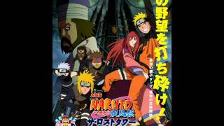 Naruto Shippuuden Movie 4 OST - 07 - Light Crimson