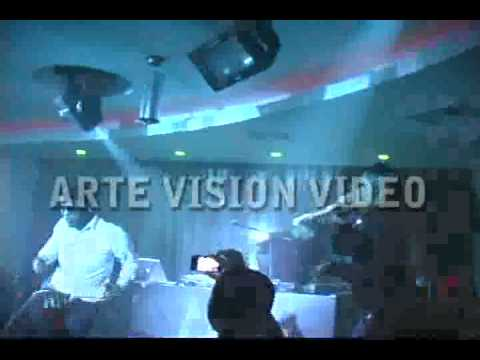 Jowell & Randy @Dubai Club Santiago Arte Vision Video