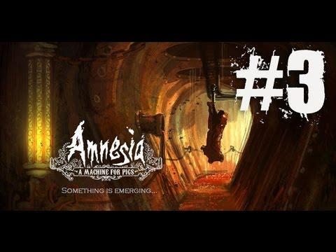 amnesia a machine for pigs walkthrough