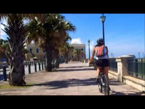 Mtb Turismo Interno Viejo San Juan Puerto Rico Youtube