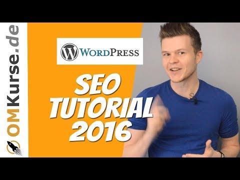 WordPress SEO Optimierung Tutorial 2016 mit Yoast Plugin [Deutsch]