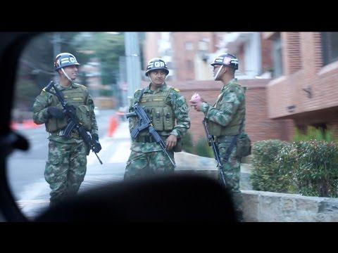 COPS in BOGOTÁ!