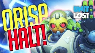 Overwatch - Orisa DOES NOT Replace Reinhardt!