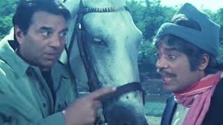 Mithun Chakraborty, Dharmendra, Hum Se Na Takrana - Comedy Scene 12/14