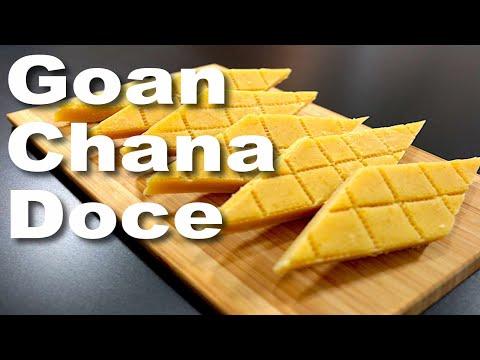 Channa doss goan food chonya doce youtube channa doss goan food chonya doce forumfinder Images