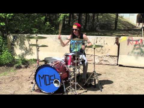Flowerbomb - The Amity Affliction (drum Cover)