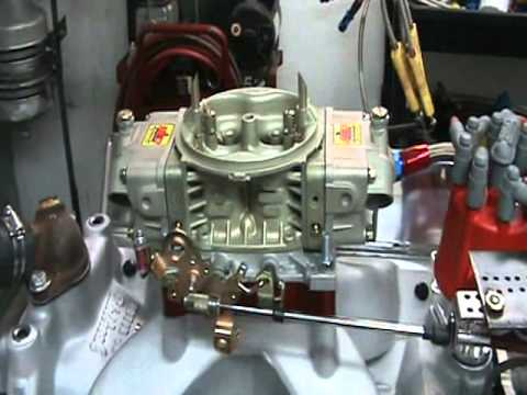 SB Chevy 383 Stroker 550 Horsepower Crate Engine with Roller Cam