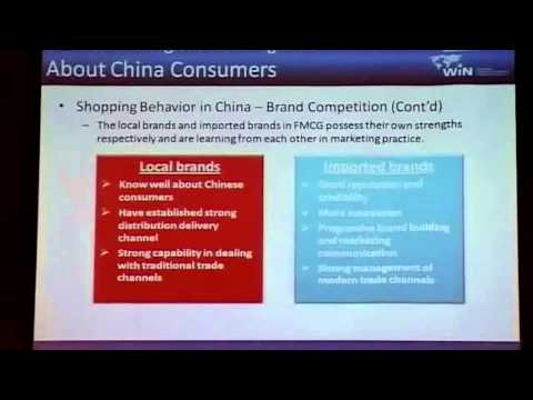 Thailand Trust Mark : A Seminar on FOOD & BEVERAGE EXPORT IN ASIA - PACIFIC / China