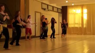 how to belly dance intermediate choreo istanbul workshop
