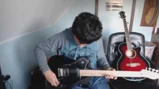 Soda Stereo - Hombre al agua (Cover)
