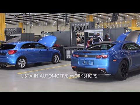 LISTA - Automotive Workshop System