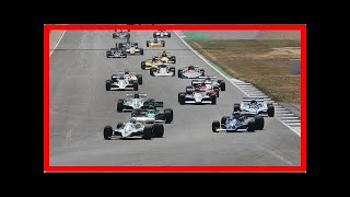 FIA Masters Historic F1 champions Padmore and Thornton crowned | k production channel