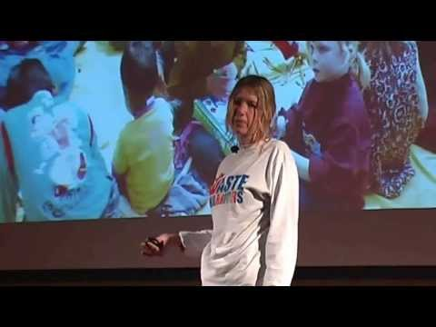 Clean up India: Jodie Underhill at TEDxIITRoorkee