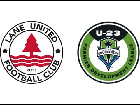 Lane United FC vs. Seattle Sounders FC U23s
