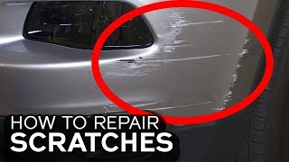 How to Repair Scratches on your Car | Save Hundreds of Dollars