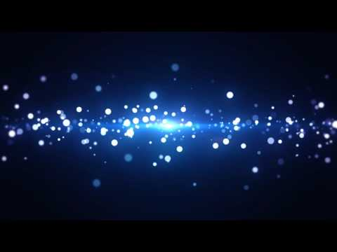 Bokeh Particle Animation (FREE) : Motion Graphics