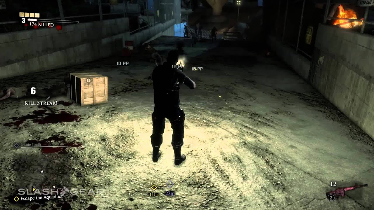 Dead Rising 3 Pc Gameplay 1080p Youtube