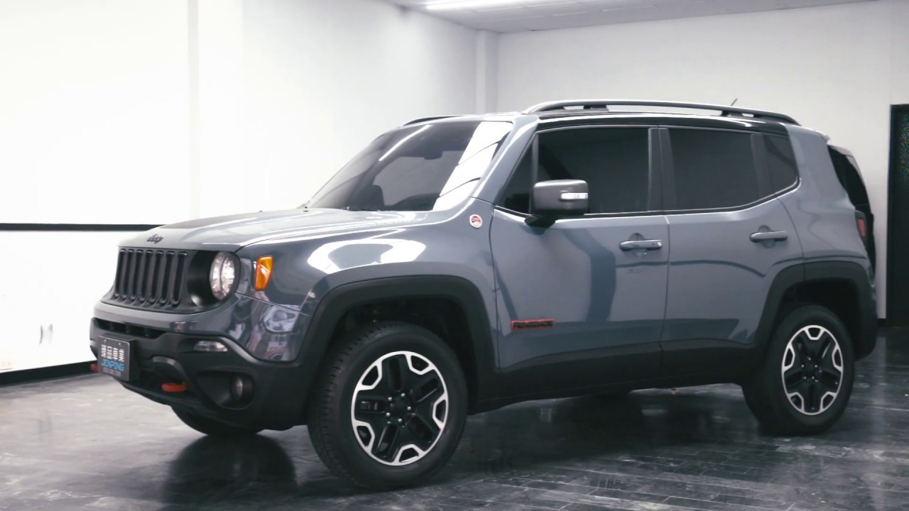 jeep renegade 2.4 trailhawk review