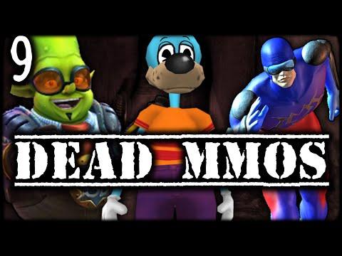 9 Dead But NOT Forgotten MMORPGS!