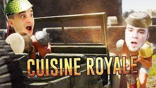 DOBRODZIEJ URATOWAŁ MI ŻYCIE! | Cuisine Royale [#3] (W: Plaga, Dobrodziej, Kubson)