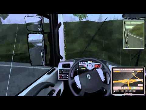 [Jako cube] -  Présentation: Euro truck simulator 2