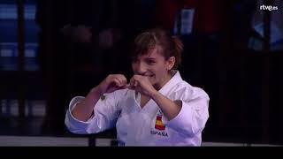 Sandra Sanchez - Oro Europeo 2018