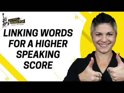 IELTS Speaking Tips! Linking Words for a Higher Speaking Score