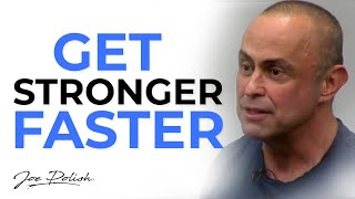 How to Build A Stronger You - Charles Poliquin