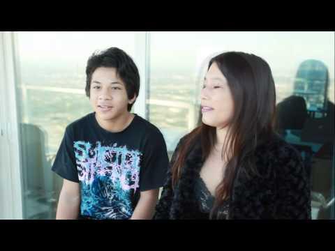 Tai & Jenna Urban Interview: Hiding Game
