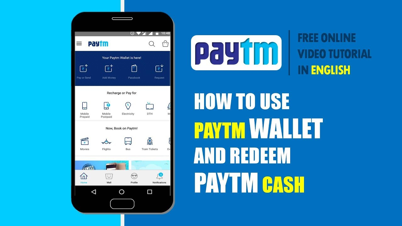 What is PayTM | How to use PayTM Android App & PayTM Cash | Full tutorial  in English