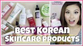 Part 2: Best & Favorite Korean Skincare Products of 2015 ♥ The Beauty Breakdown