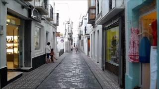 Paseo corto por el centro historico de Tarifa-Cadiz