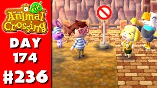 Animal Crossing: New Leaf - Part 236 - Do Not Enter Sign (Nintendo 3DS Gameplay Walkthrough Day 174)