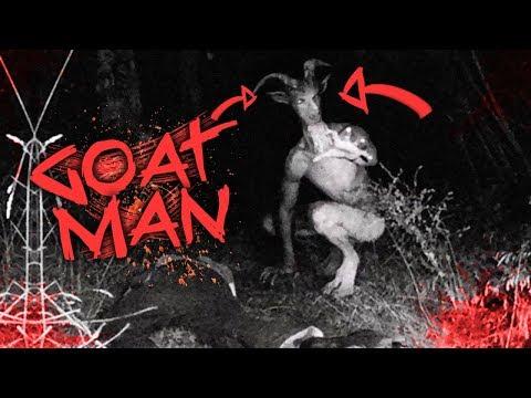 CASO REAL QUE CHOCOU O ESTADOS UNIDOS: Anansi's Goatman (O HOMEM CABRA)