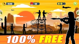 SWAT Force vs TERRORISTS / Android Gameplay HD