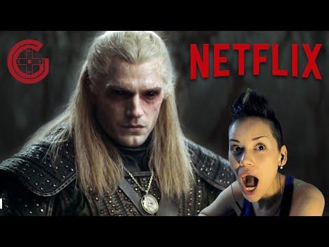 The Witcher Official Netflix Teaser REACTION!