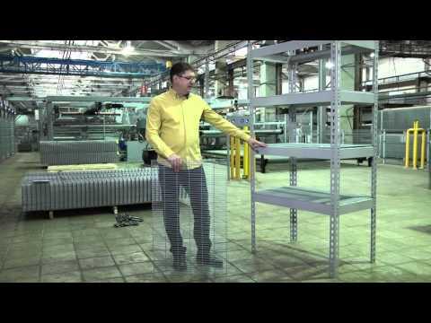 нестандартные изделия из металлической сетки на заказ