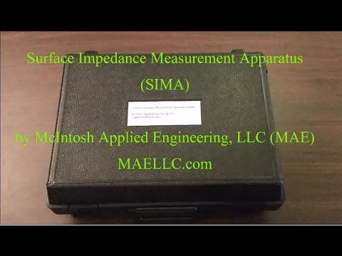 Acoustic Impedance Measurement