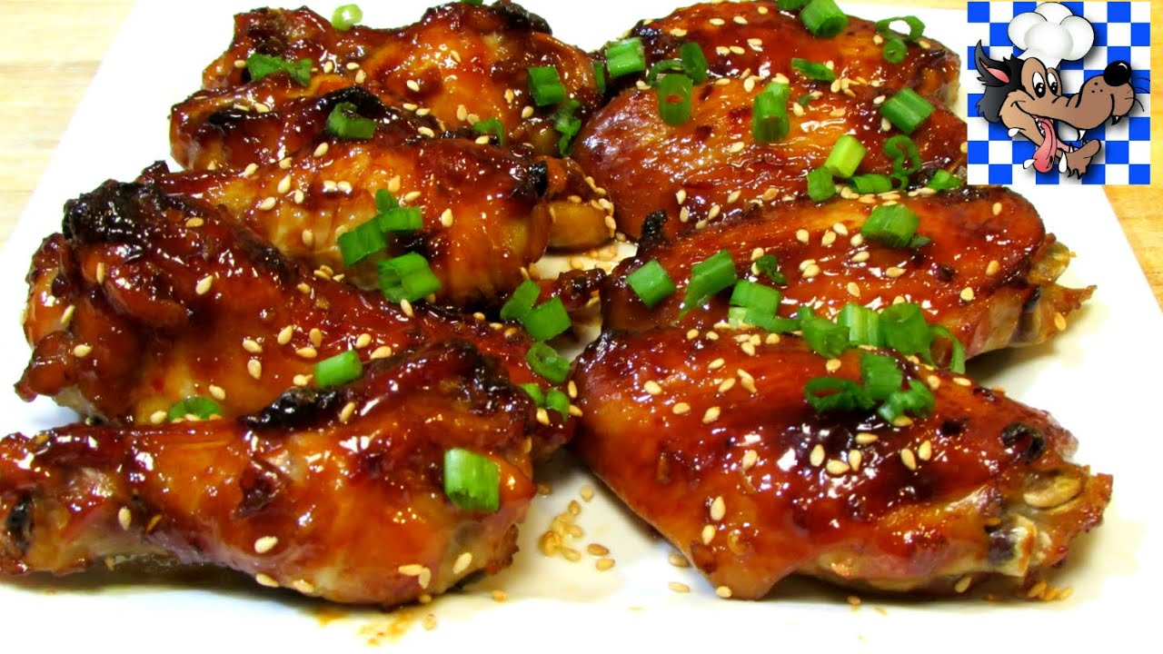Chinese chicken wings chicken wing recipe chinese food youtube forumfinder Images